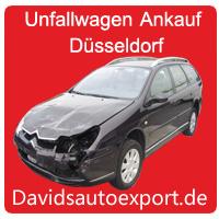 Unfallwagen Ankauf Düsseldorf