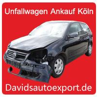 Unfallwagen Ankauf Köln
