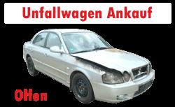 Unfallwagen Ankauf Olfen