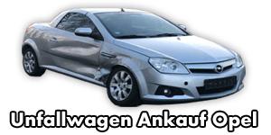 Unfallwagen Ankauf Opel