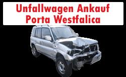 Unfallwagen Ankauf Porta Westfalica