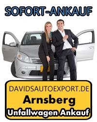 Unfallwagen Ankauf Arnsberg