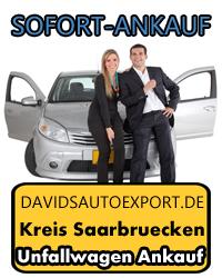 Unfallwagen Ankauf Kreis Saarbrücken
