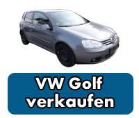 VW Golf verkaufen