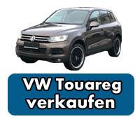 VW Touareg verkaufen