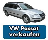 VW Passat verkaufen